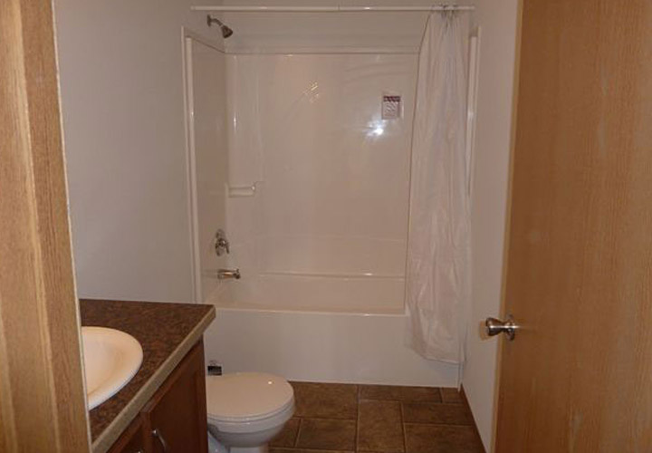 Mobile Home Bathrooms Shower