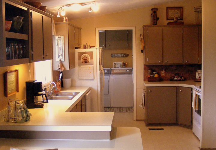 Mobile Home Kitchen Remodel Tips | Mobile Homes Ideas