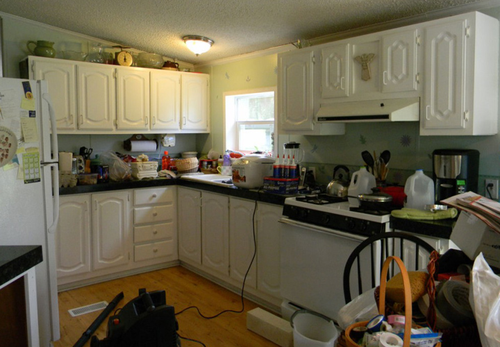 Mobile Home Kitchen Cabinets Remodel Mobile Homes Ideas