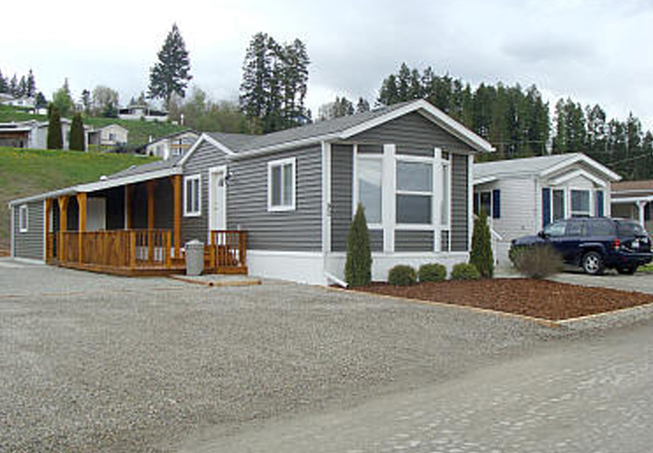 Exterior Mobile Home Remodeling Tips | Mobile Homes Ideas