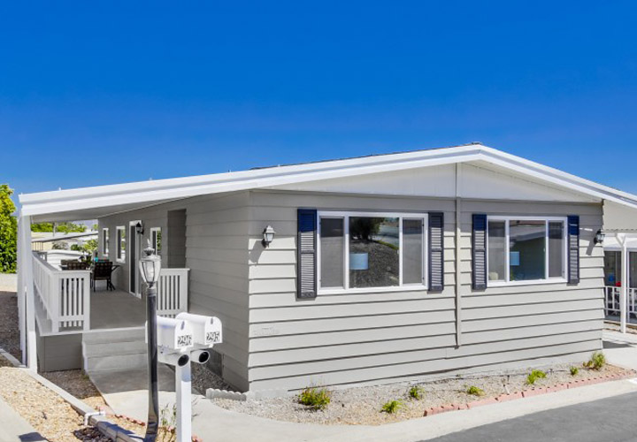 Mobile Home Renovation San Diego