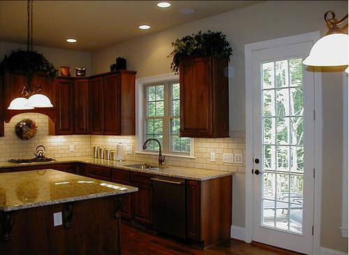 Pics of mobile home kitchen remodels