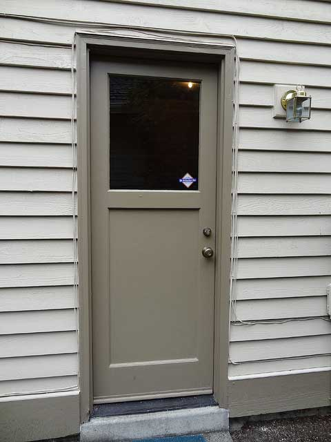 Replace Mobile Home Door Frame
